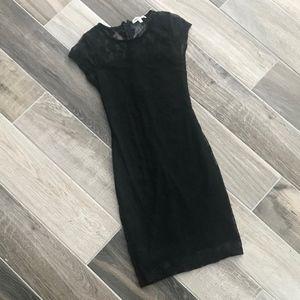 NWT Little Black Sheath Dress by Montreal XS